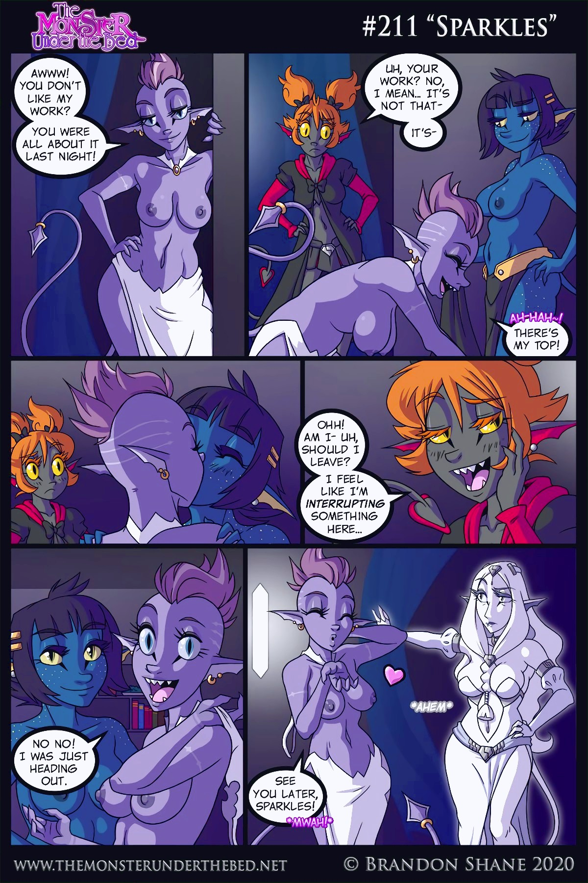The Monster Under the Bed page 213