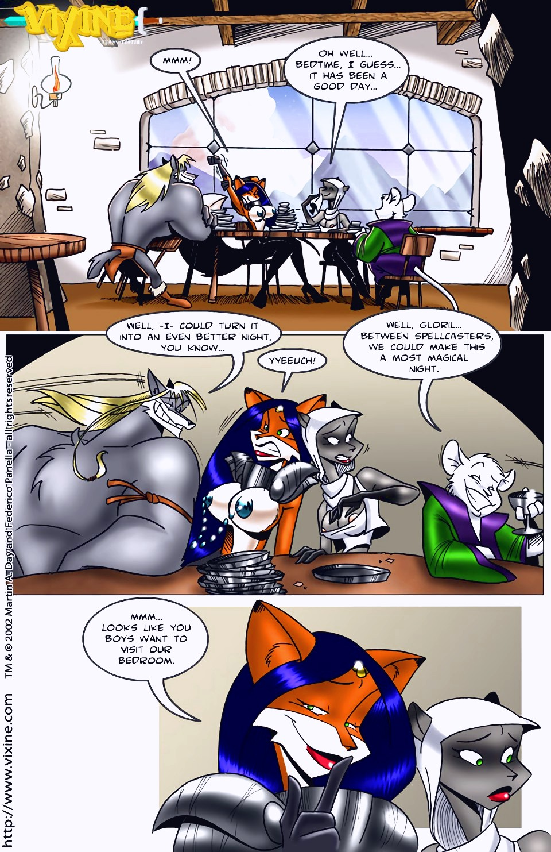 Vixine page 28