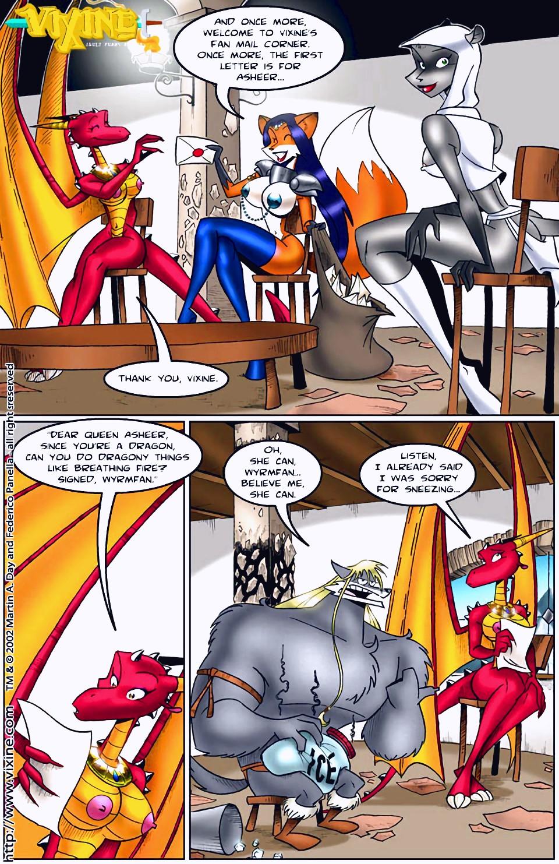 Vixine page 40