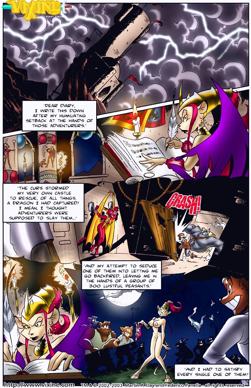Vixine page 71