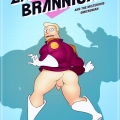 Zapp Brannigan & The Misterious Omicronian porn comic page 01 on category Futurama