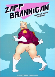 Zapp Brannigan & The Misterious Omicronian