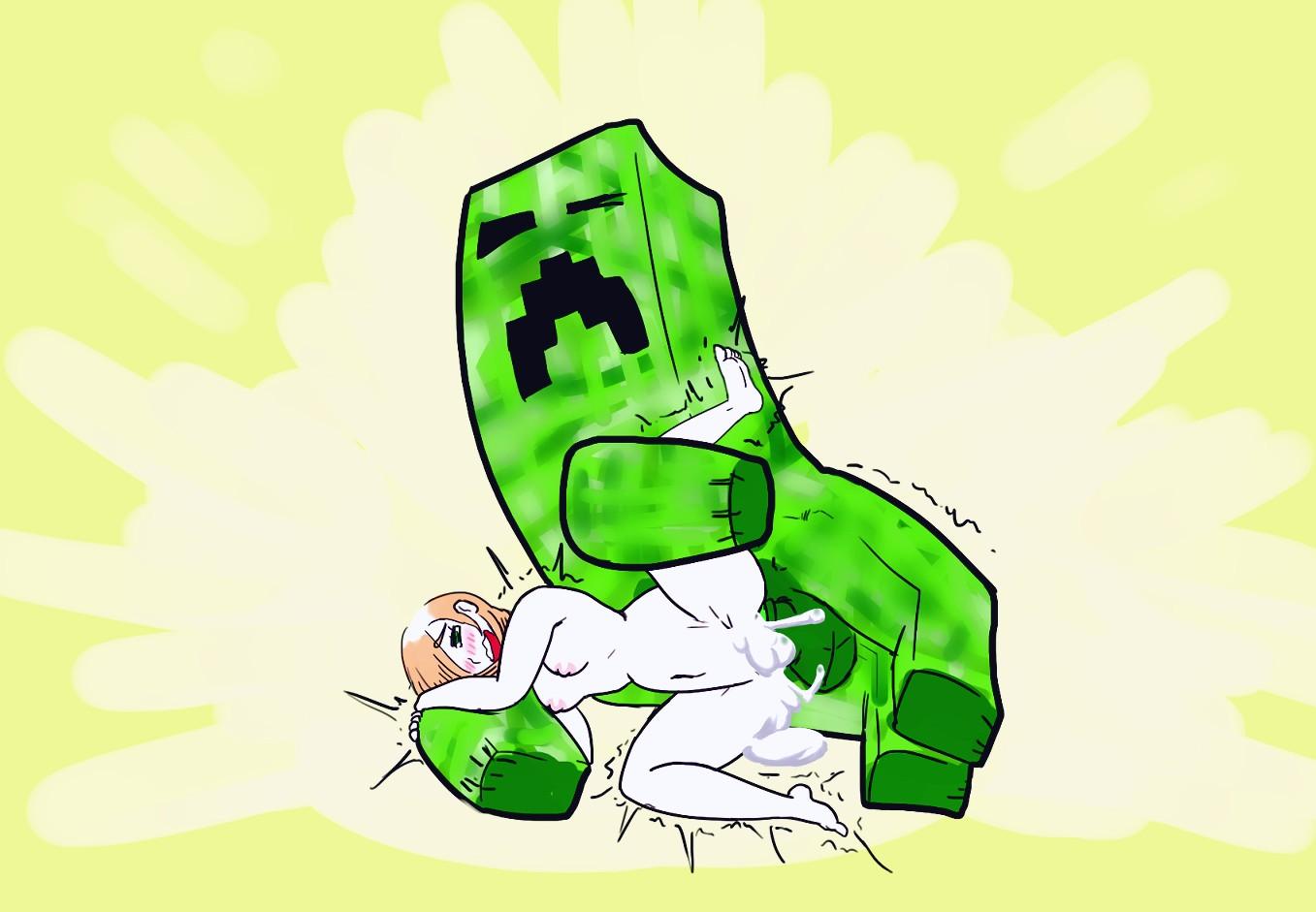 Minecraft porn pics page 03