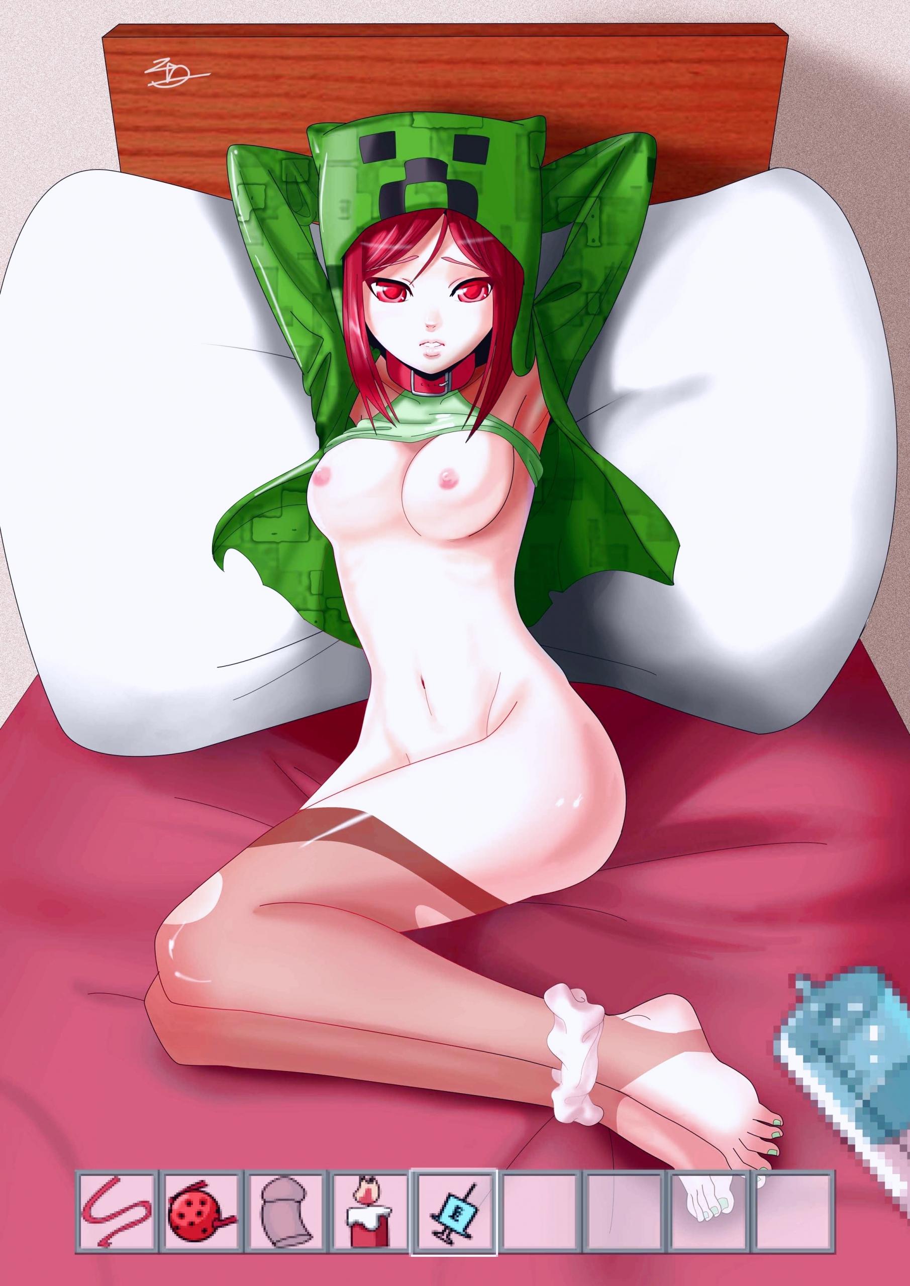 Minecraft porn pics page 10