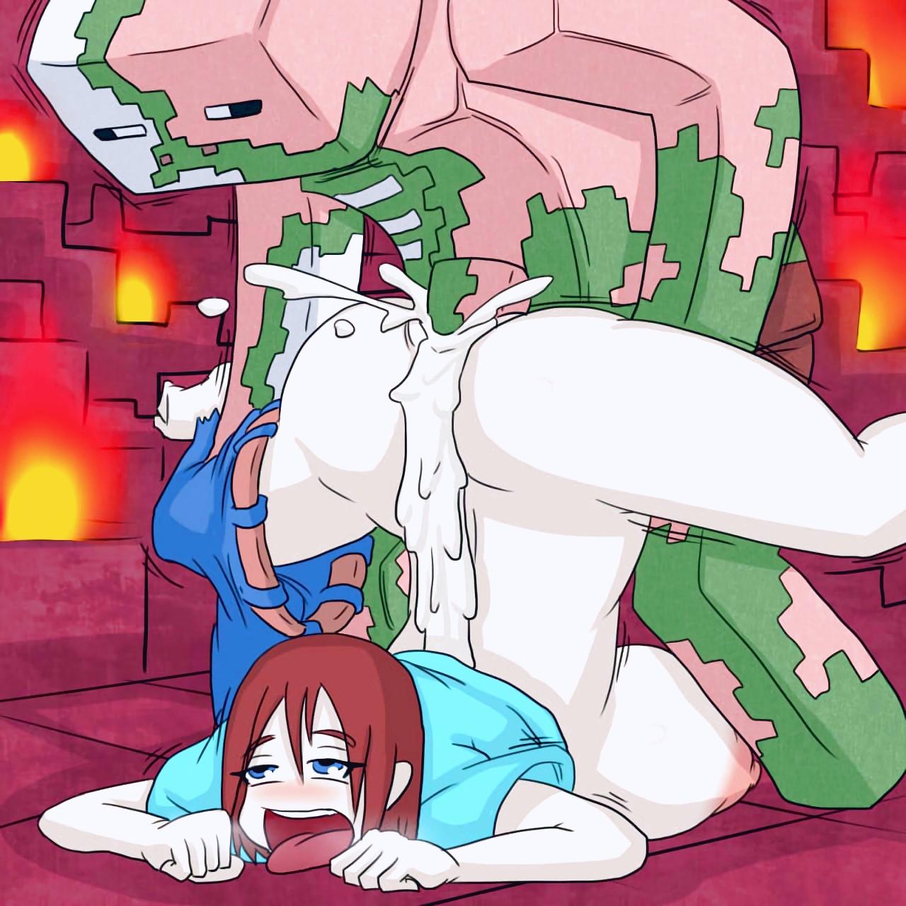 Minecraft porn pics page 58