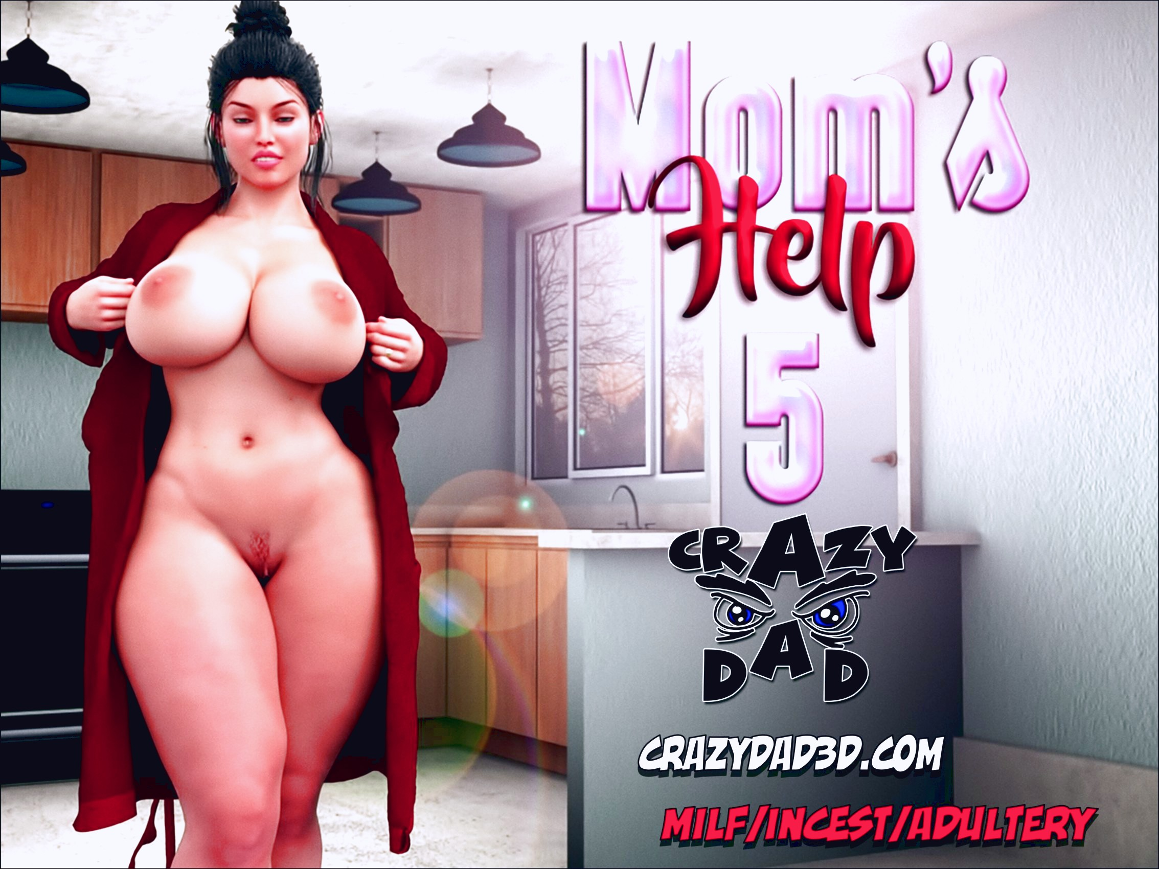 Mom's Help 5 page 01