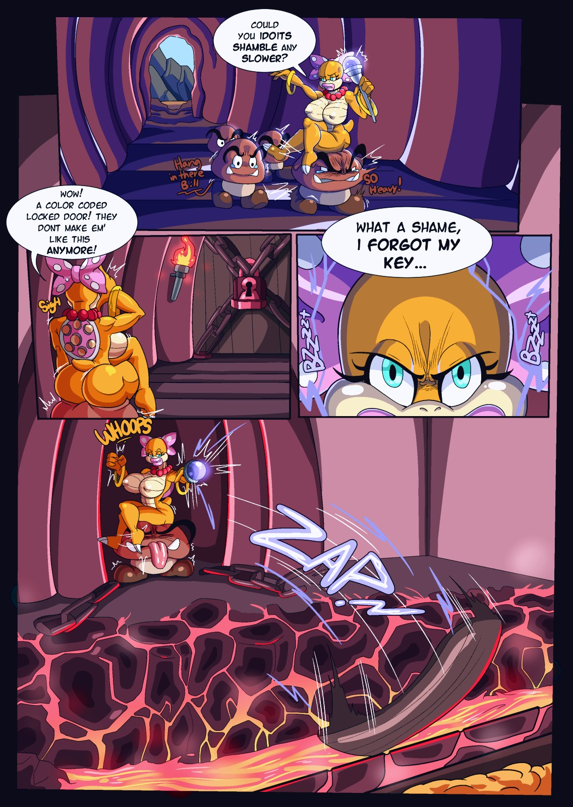 Quest for Power page 09