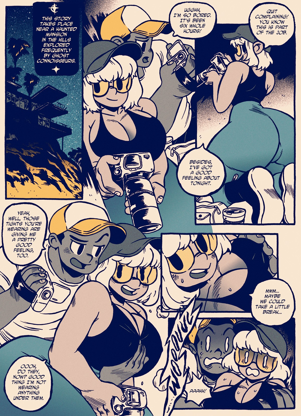 The Kinky Zone page0002