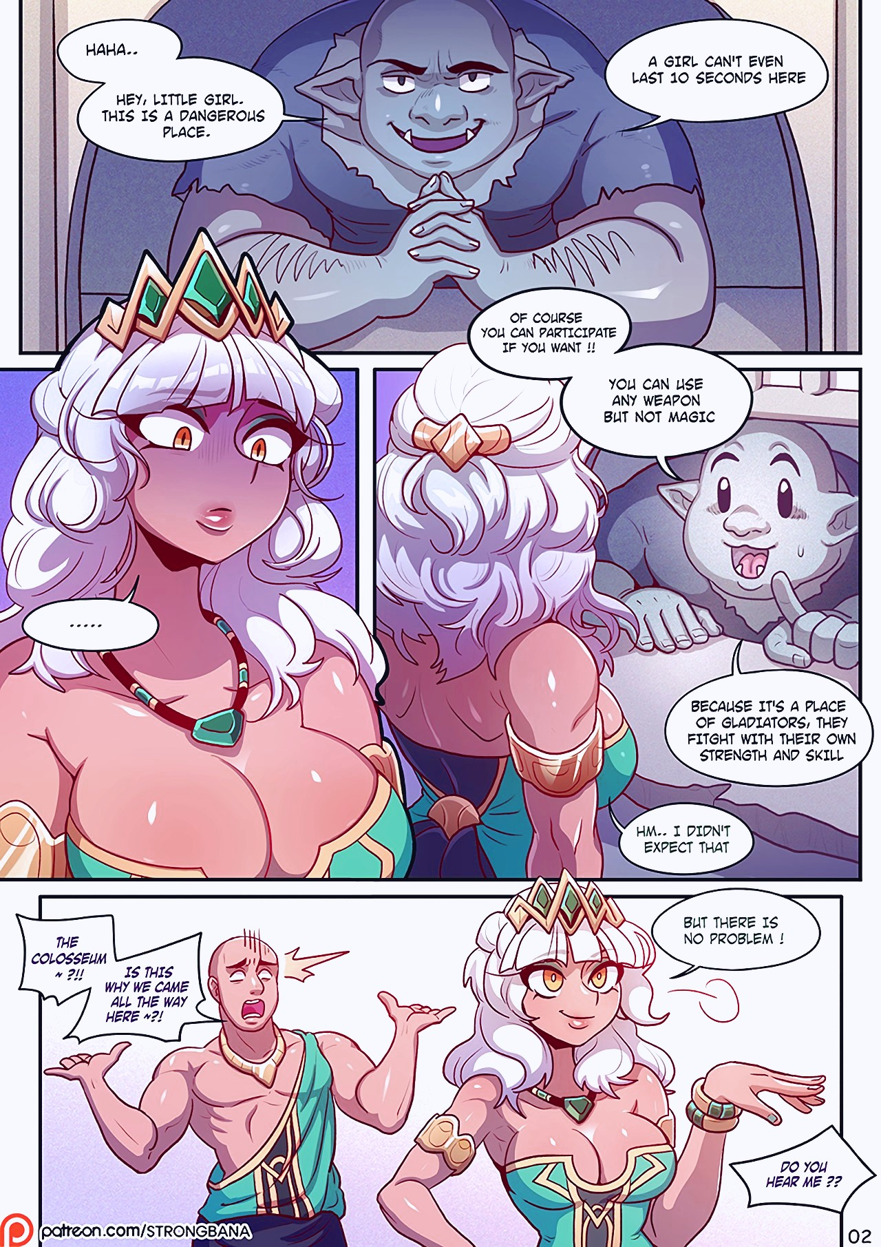 The Show Stopper page 03