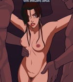 Azula - The Boiling Rock porn comic page 01 on category Avatar: The Last Airbender