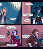 Jester Gets Around porn comic page 01 on category Dungeons & Dragons
