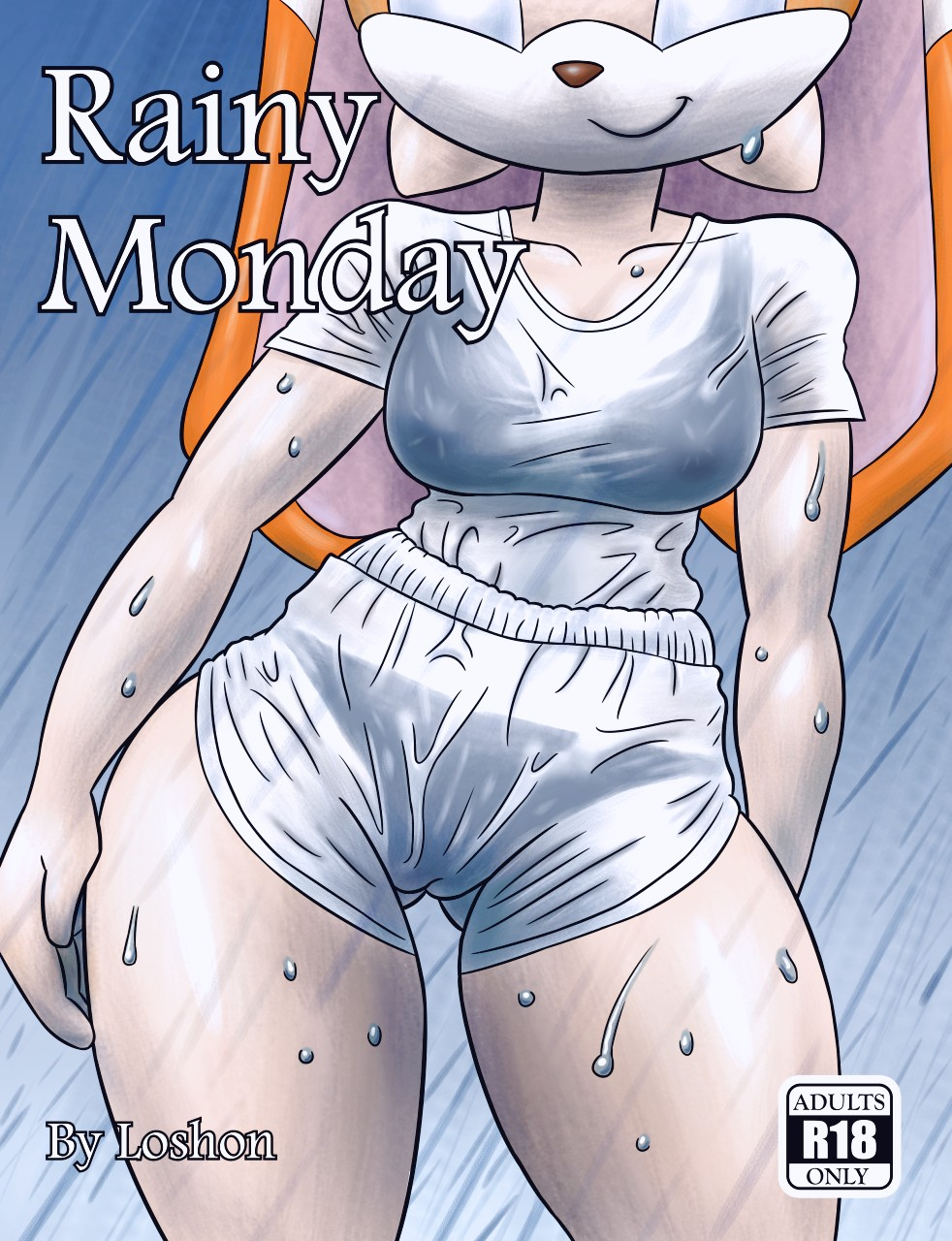 Rainy Monday porn comic page 01 on category Sonic The Hedgehog
