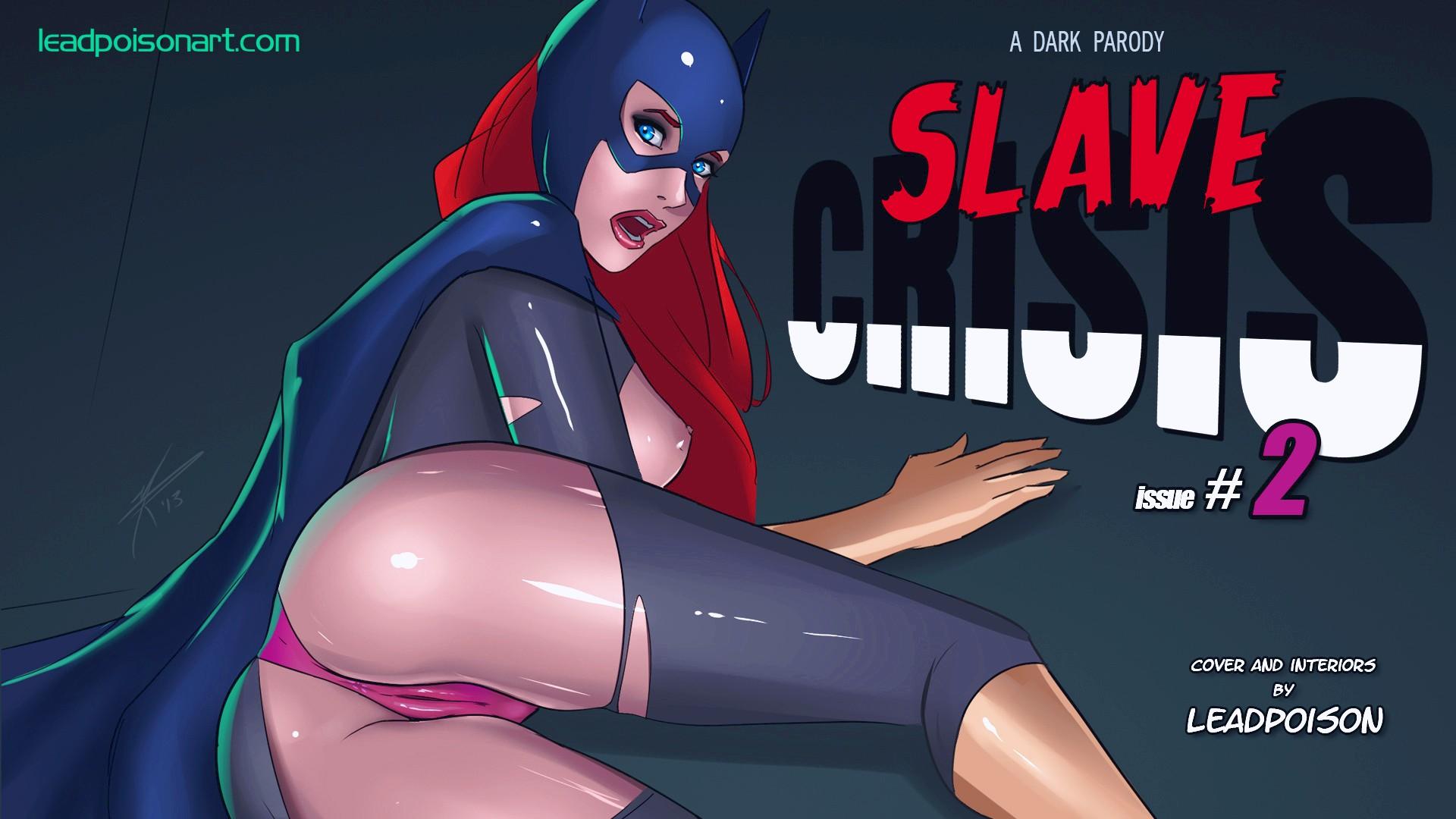 Slave Crisis 2 porn comic page 01 on category Batman