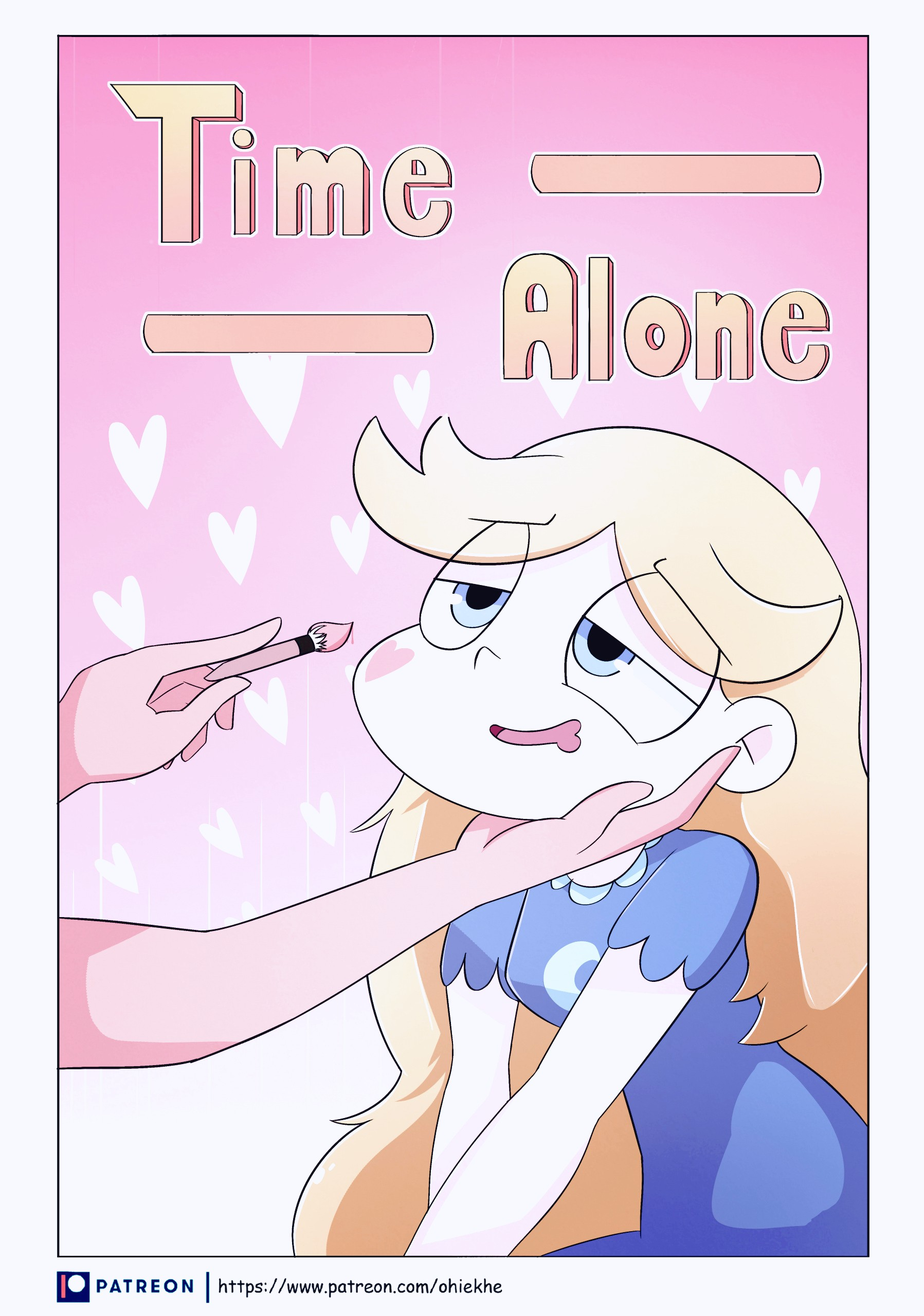 Time Alone porn comic page 01 on category Star vs The Forces of Evil