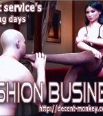 Fashion Business 3D porn comic page 001