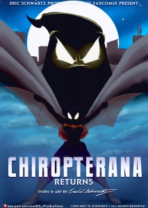 Chiropterana Returns porn comic page 01