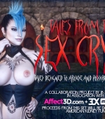 Tales from the Sex Crypt 3D porn comic page 001