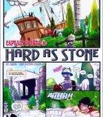 Hard as Stone porn comic page 01