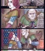 The Sexy Adventures of Triss Merigold porn comic page 01 on category The Witcher