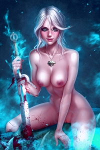 The Witcher – porn pics collection