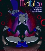 Intimate Meditation porn comic page 01 on category Teen Titans