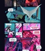 Planned Backfire porn comic page 01 on category Batman