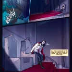 The Eternal Journey porn comic page 01