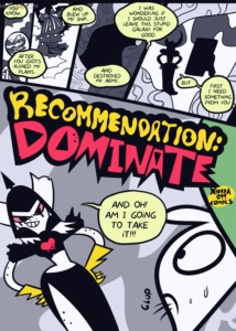Recommendation: DOMINATE