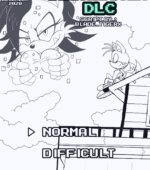 Destructix DLC porn comic page 1 on category Sonic The Hedgehog