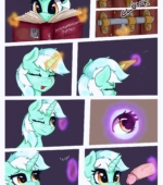 Interdimensional Portals porn comic page 1 on category My Little Pony