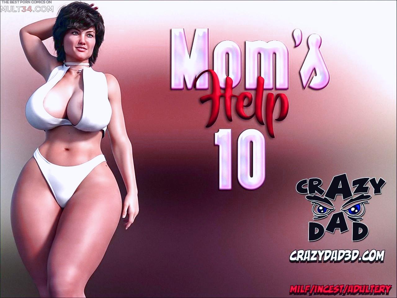 Porn comic mom 3D Incest