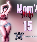 Mom's Help 15 3D porn comic page 1