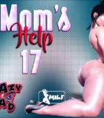 Mom's Help 17 3D porn comic page 1