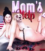 Mom's Help 27 3D porn comic page 1