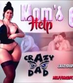 Mom's Help 6 3D porn comic page 1
