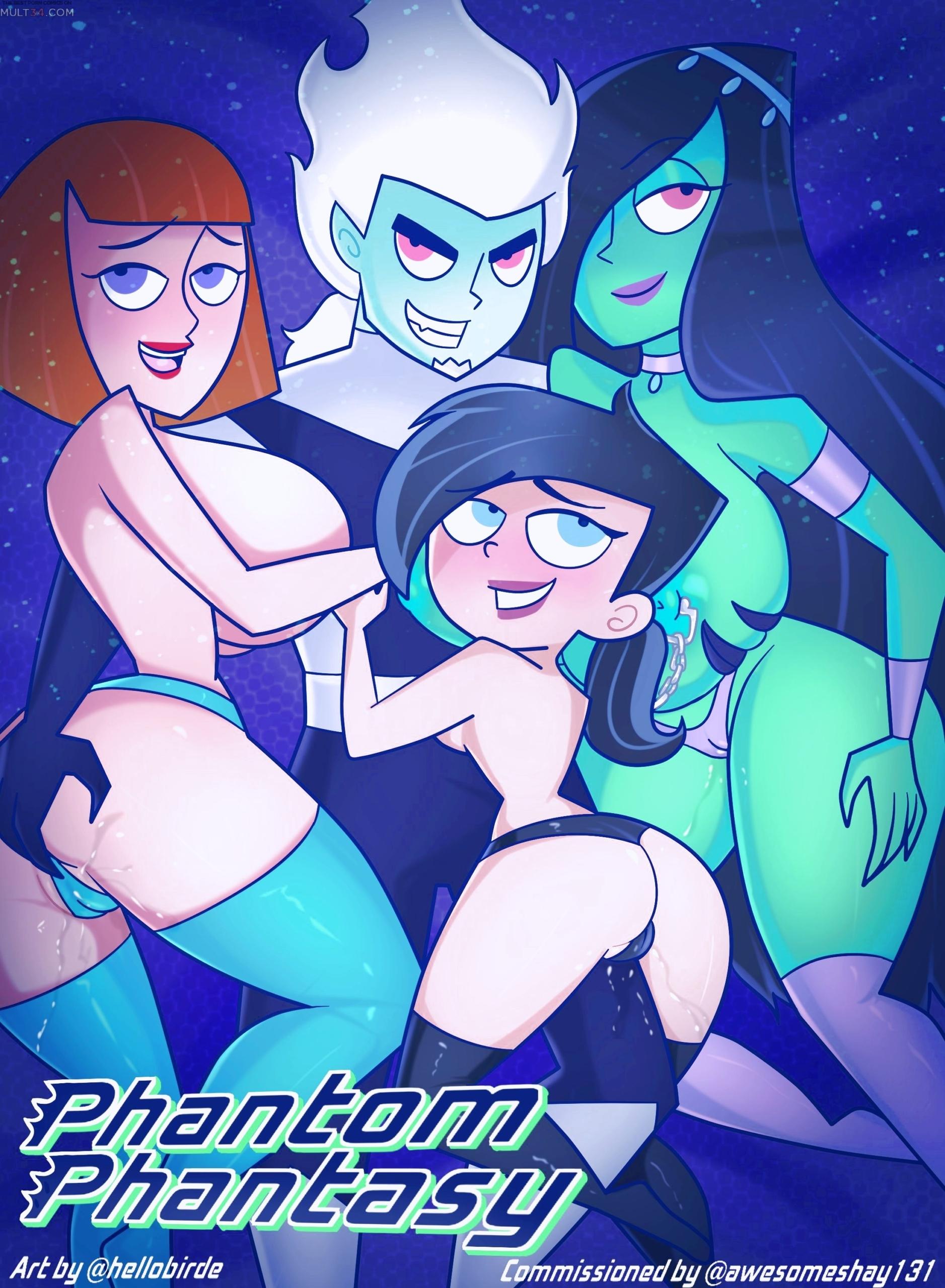 Comic danny porn phantom Milfing the