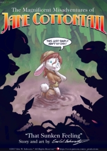 The Misadventures of Jane Cottontail