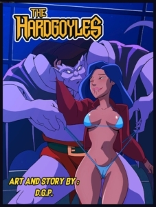 The Hardgoyles porn comic page 1 on category Gargoyles