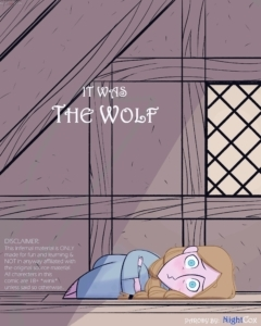 It Was The Wolf porn comic page 1 on category Wolfwalkers