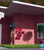 The Tan 2 3D porn comic page 1