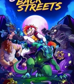 BareBack Streets furry porn comic page 1