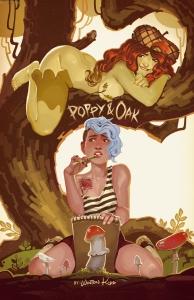 Poppy and Oak